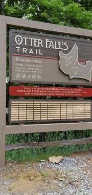Otter Falls – Seven Devils